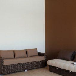 Спальня гостевая Arcadia Villa Apartments