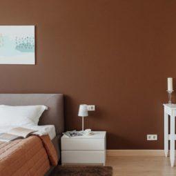 спальня в коттедже Arcadia Villa Apartments