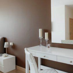 Мастер-спальня Arcadia Villa Apartments