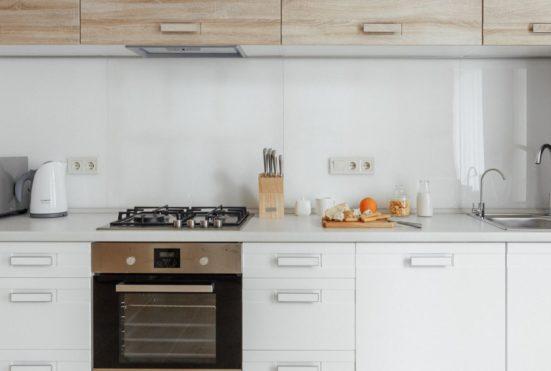 Кухня-студия в коттедже Arcadia Villa Apartments
