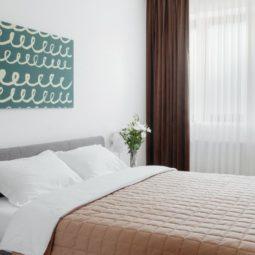 Комната для двоих Arcadia Villa Apartments