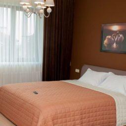 спальная комната Arcadia Villa Apartments