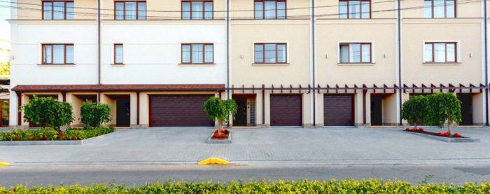 Коттеджи в Одессе Arcadia Villa Apartments