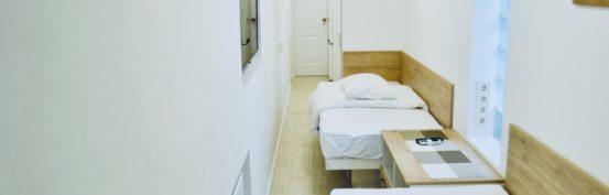 Спальни мини Arcadia Villa Apartments